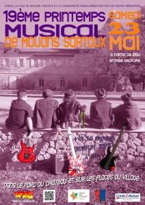 Affiche Printemps Musical 2015