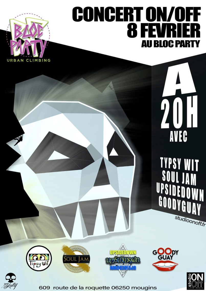 affiche block party on off 8.02.19 coriger